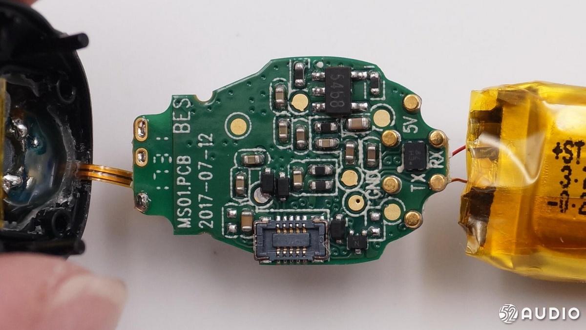 拆解报告:MEES Fit1C TWS真无线蓝牙耳机-我爱音频网