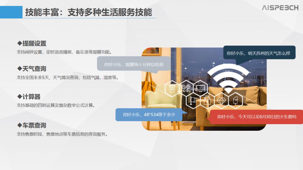 苏州思必驰信息科技有限公司IOT商务总经理 王盱林先生《智能语音在IoT产品的落地应用》PPT下载-我爱音频网