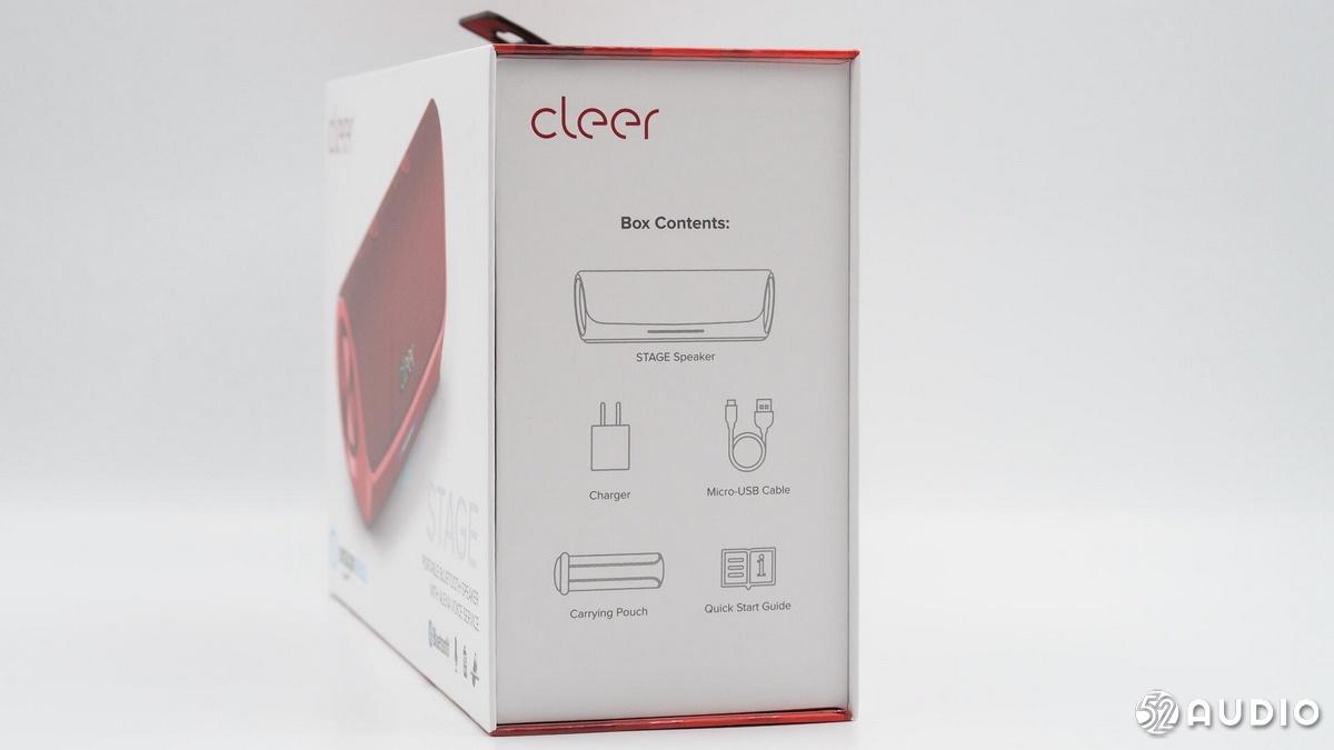 拆解报告:Cleer STAGE 便携式蓝牙音箱-我爱音频网