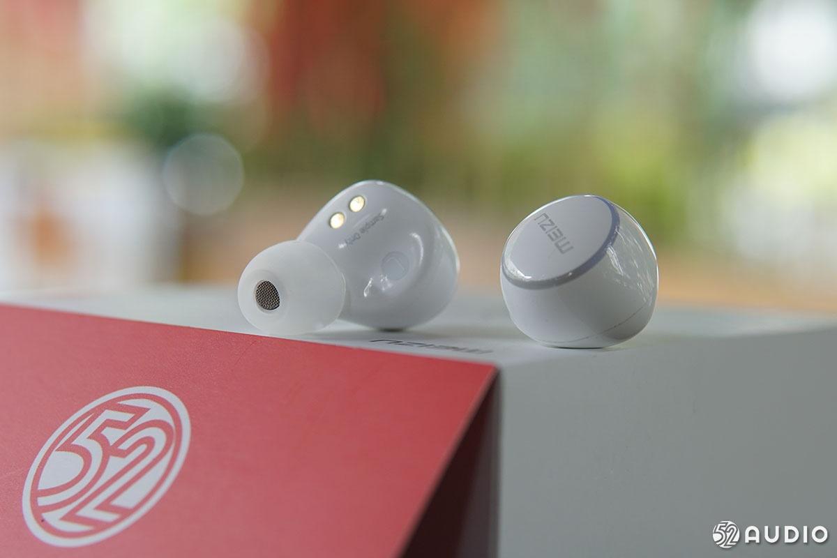魅族POP真无线蓝牙耳机TW50体验:小巧轻盈 支持无线充电-我爱音频网