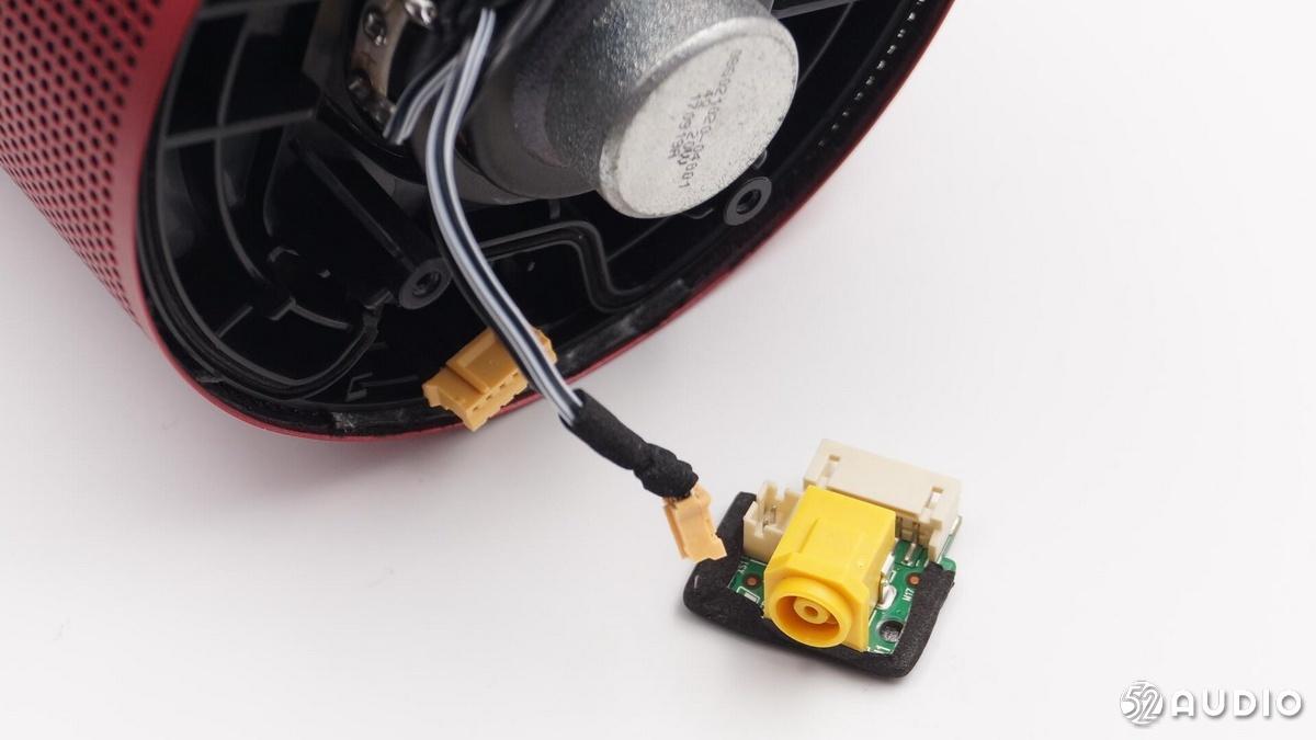 拆解报告:索尼智能蓝牙音箱LF-S80D-我爱音频网
