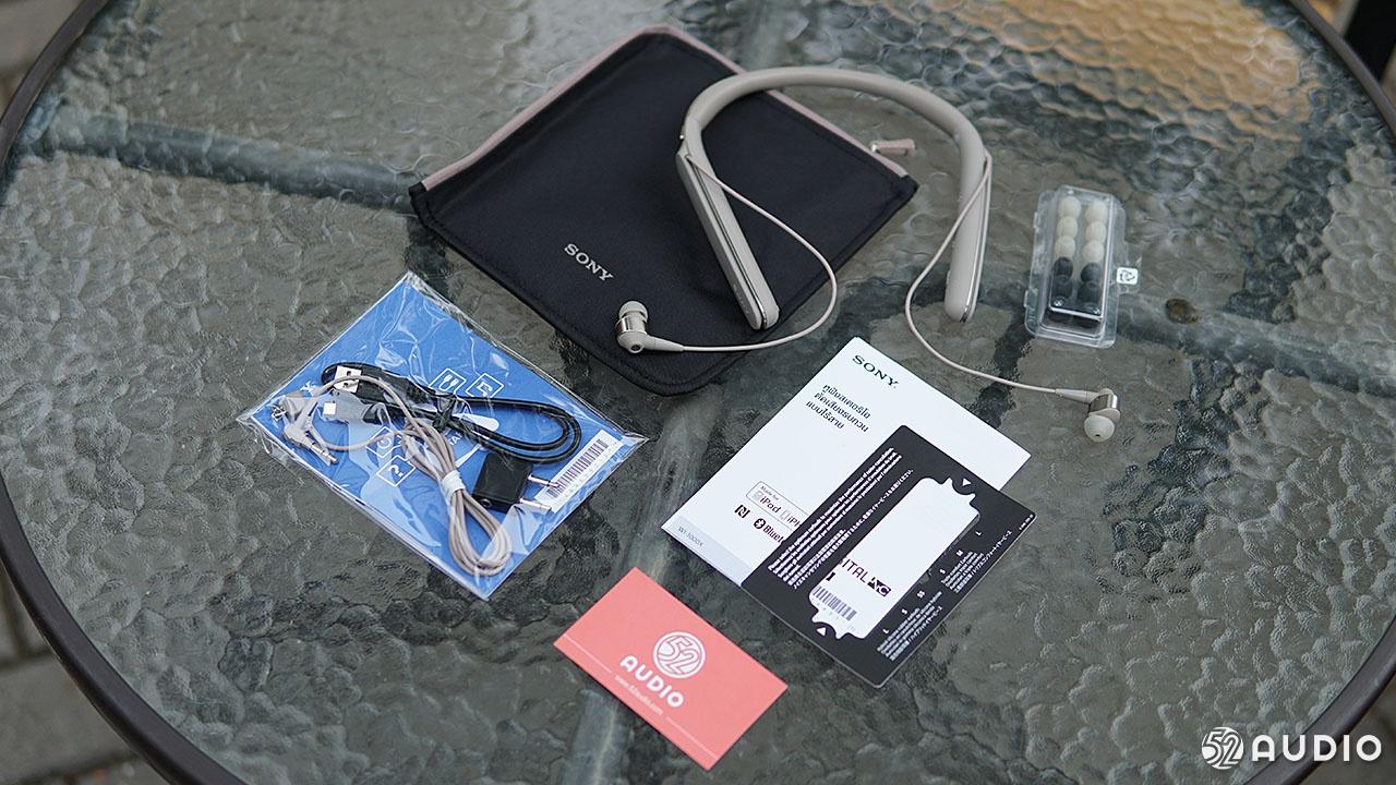 Sony WI-1000X体验:无线耳机并不是不能谈音质-我爱音频网
