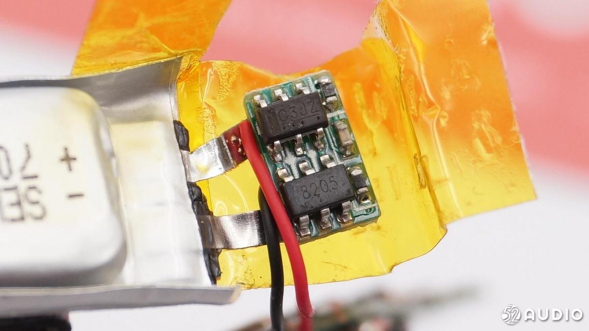 拆解报告:SYLLABLE赛尔贝尔 D15 TWS真无线蓝牙耳机-我爱音频网