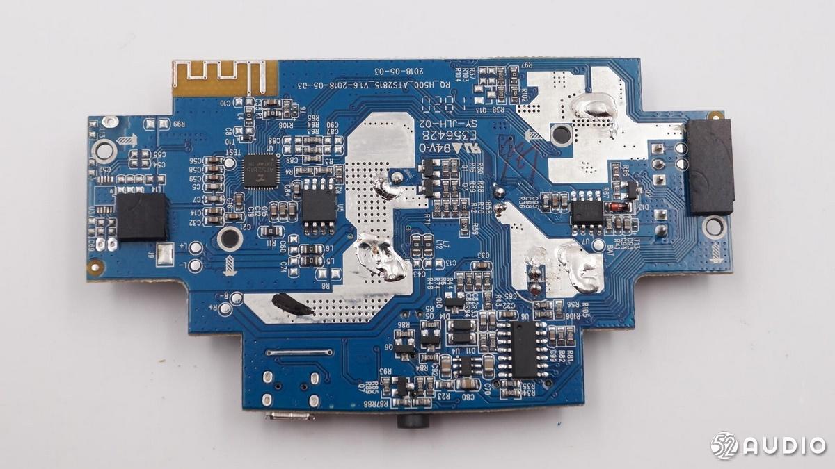 拆解报告:Momax摩米士QZONIC无线充电蓝牙音箱-我爱音频网