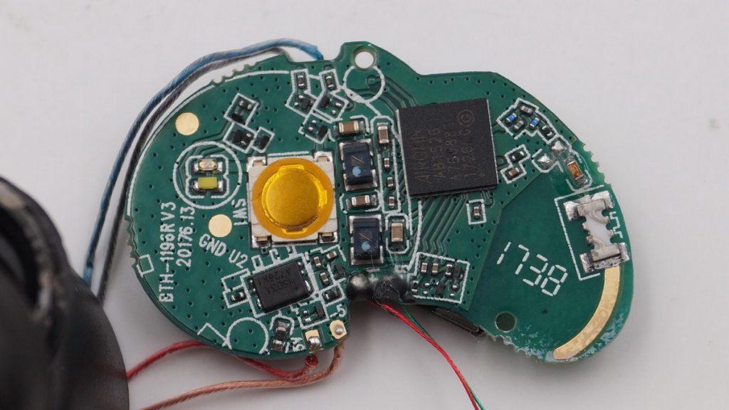 拆解报告:PHILIPS 飞利浦 SHB4385 TWS真无线蓝牙耳机-我爱音频网