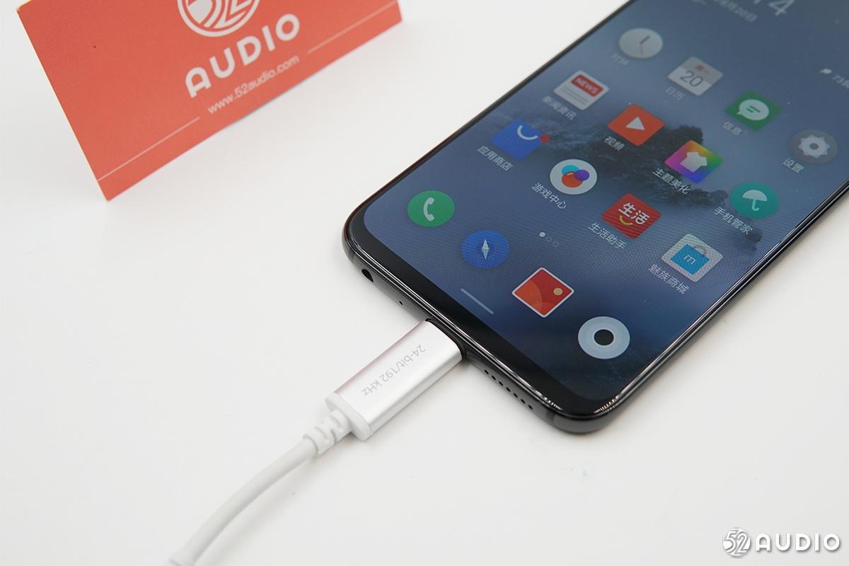 实测:魅族16th Plus完美支持USB-C HiFi音频输出-我爱音频网