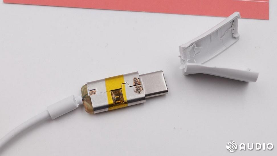 拆解报告:Google Pixel 2 USB-C 耳机适配器-我爱音频网