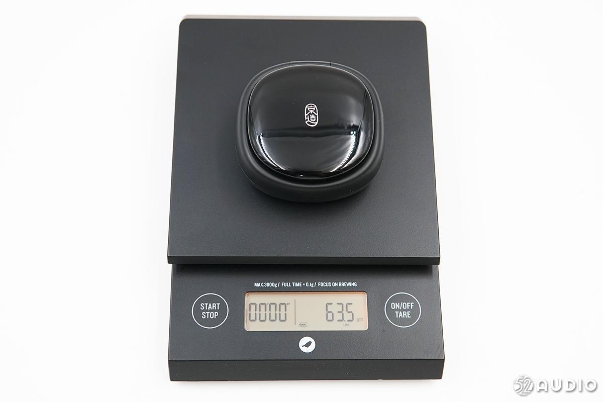 京造TWS真无线立体声耳机评测:连接稳定,支持双耳通话-我爱音频网