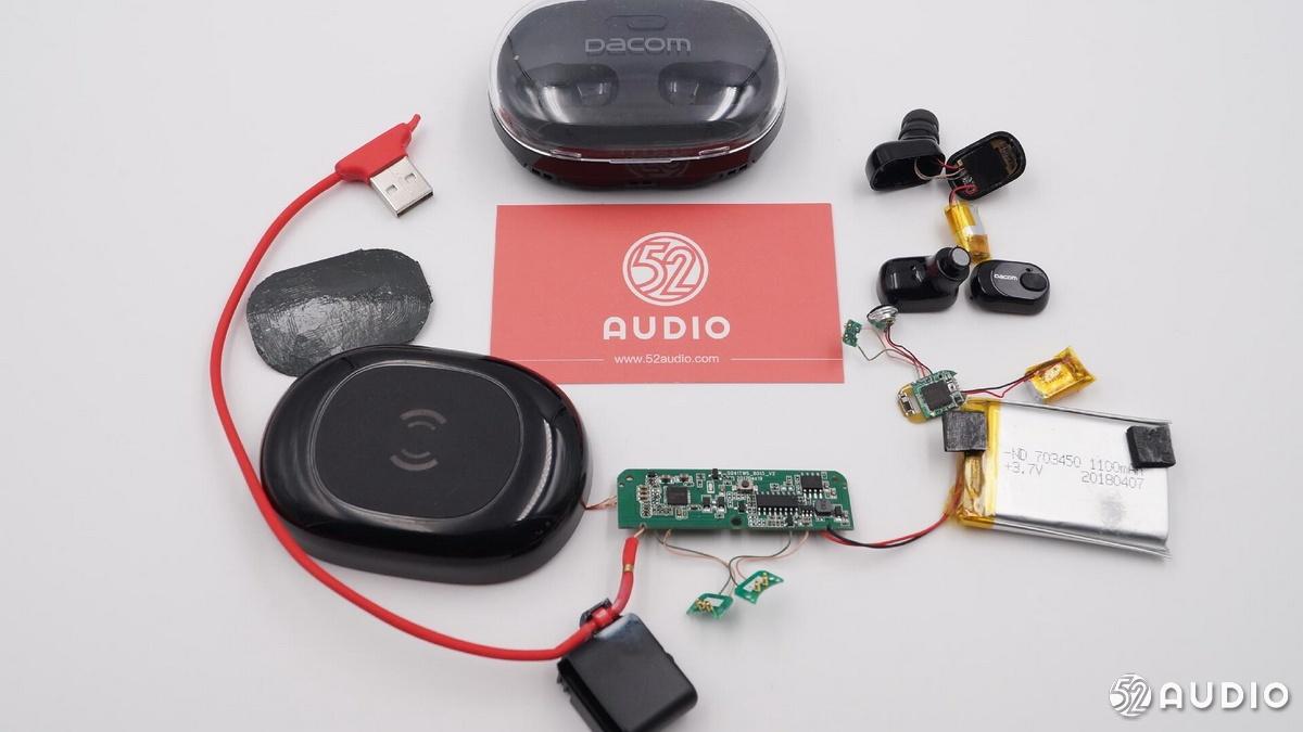 拆解报告:Dacom大康K6H TWS真无线蓝牙耳机-我爱音频网