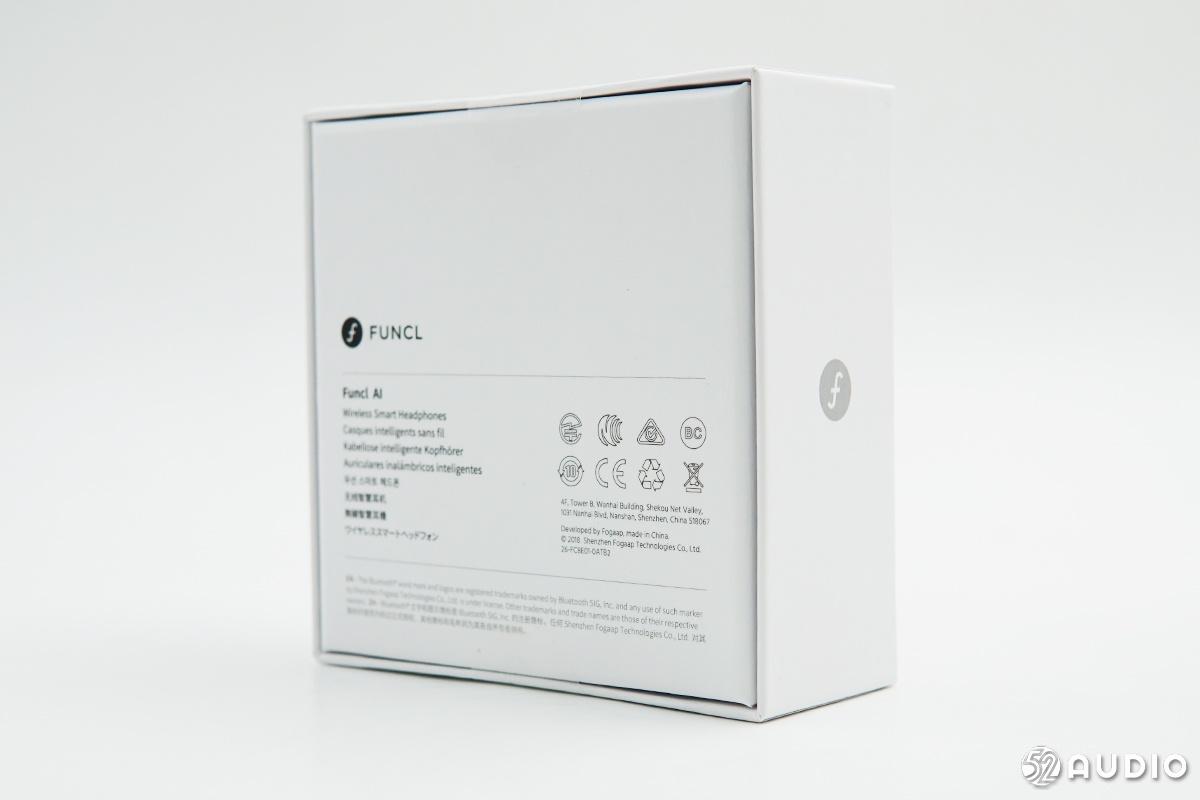 拆解报告:疯米FUNCL AI TWS真无线蓝牙耳机-我爱音频网