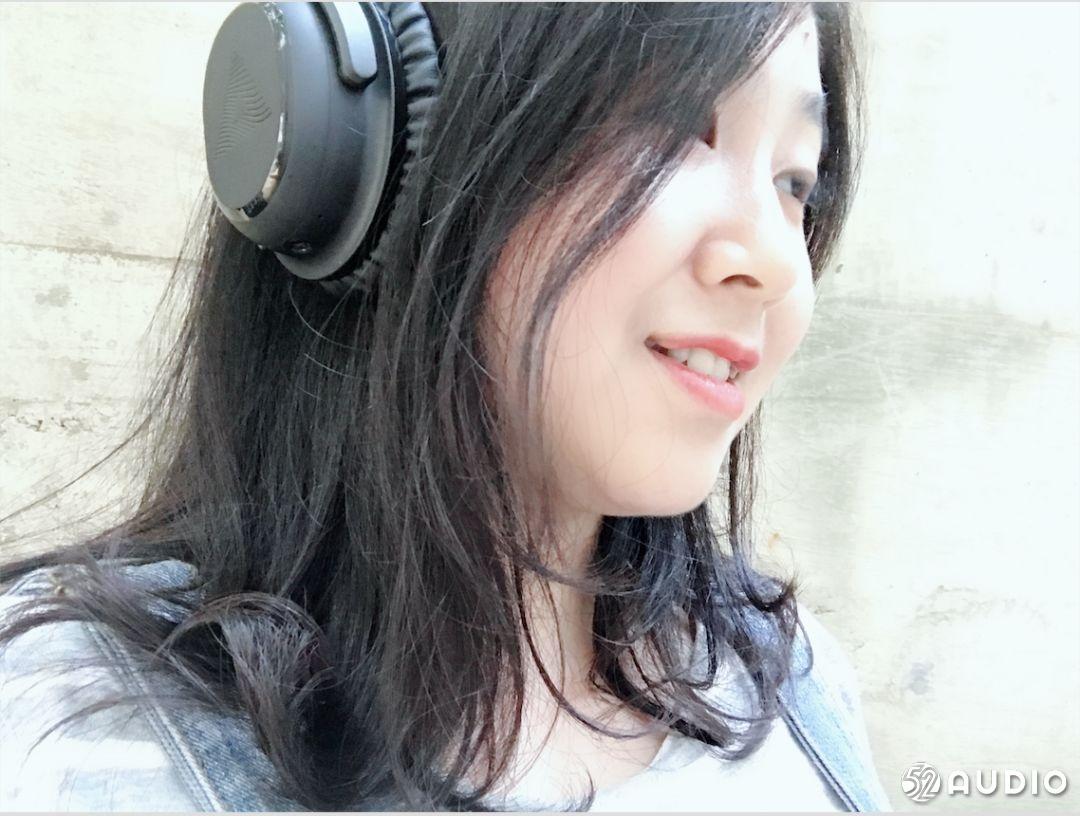 朴树推荐 AUDEARA 智能音效定制降噪耳机:只属于你的音乐享受-我爱音频网