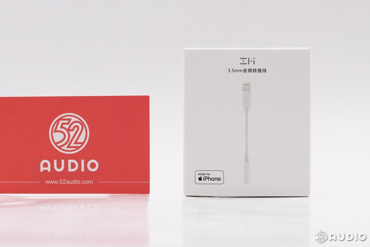 拆解报告:ZMI紫米 Lightning to 3.5mm音频转换线-我爱音频网