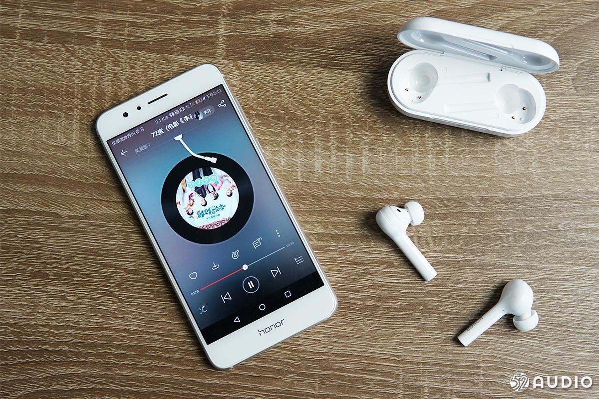 荣耀FlyPods青春版真无线耳机体验: 集成熟、优雅于一身-我爱音频网