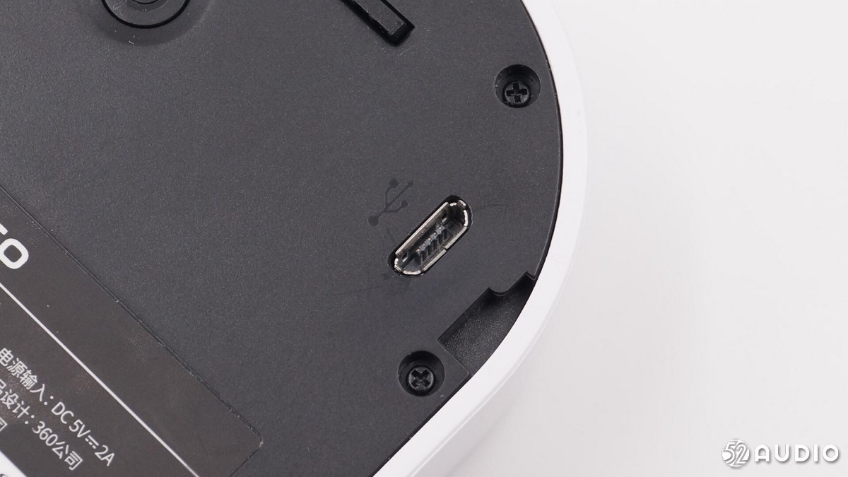 360智能门铃拆解:揭秘内置低功耗Wi-Fi方案-我爱音频网