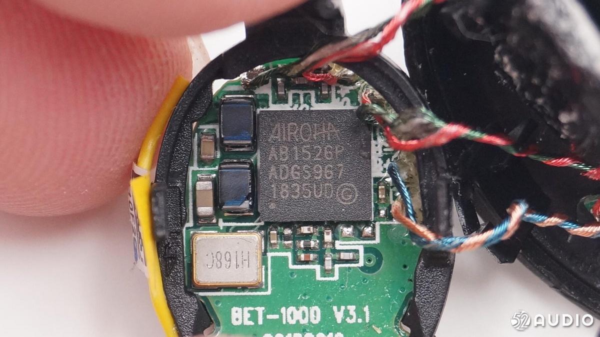 拆解报告:Lenovo联想TWS真无线耳机S1-我爱音频网