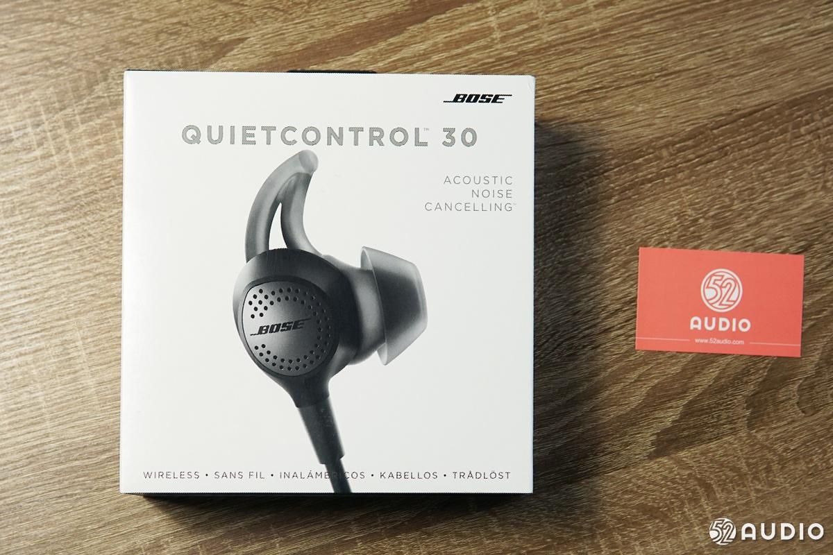 BOSE QC30无线消噪耳机体验:11级消噪搭配浑厚低音感受-我爱音频网