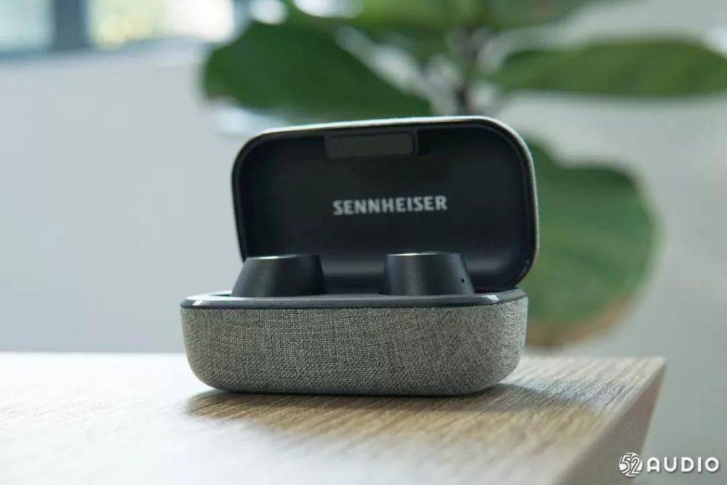 森海塞尔Momentum TWS耳机体验:真无线也可以谈音质-我爱音频网