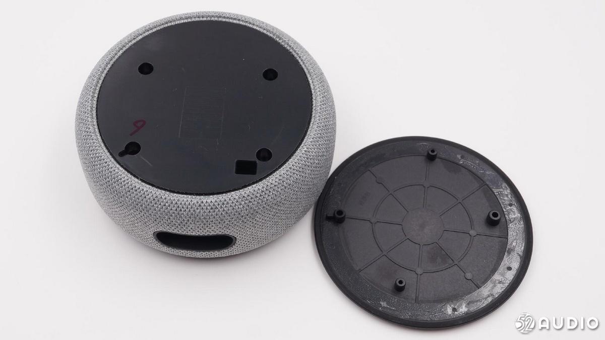 拆解报告:Amazon亚马逊 echo dot智能音箱-我爱音频网