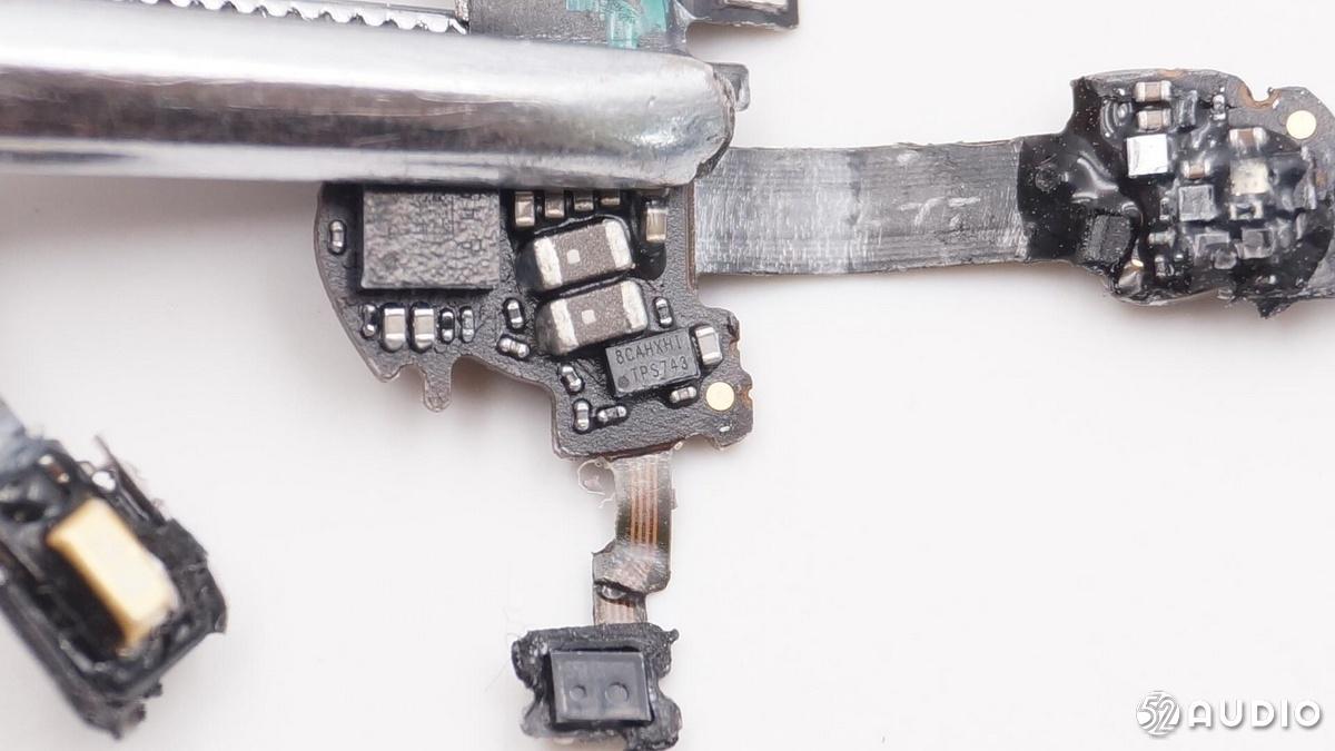 拆解报告:Apple苹果 AirPods TWS真无线蓝牙耳机-我爱音频网