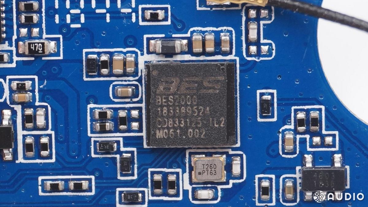 拆解报告:京鱼座 U-WORLD S1 TWS真无线智能蓝牙耳机-我爱音频网