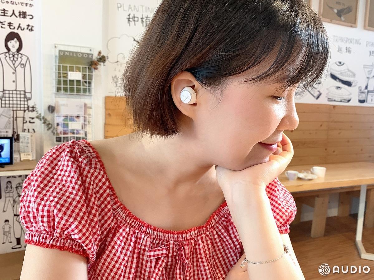 8小时超长续航:魅族POP2 TWS真无线蓝牙耳机开箱-我爱音频网