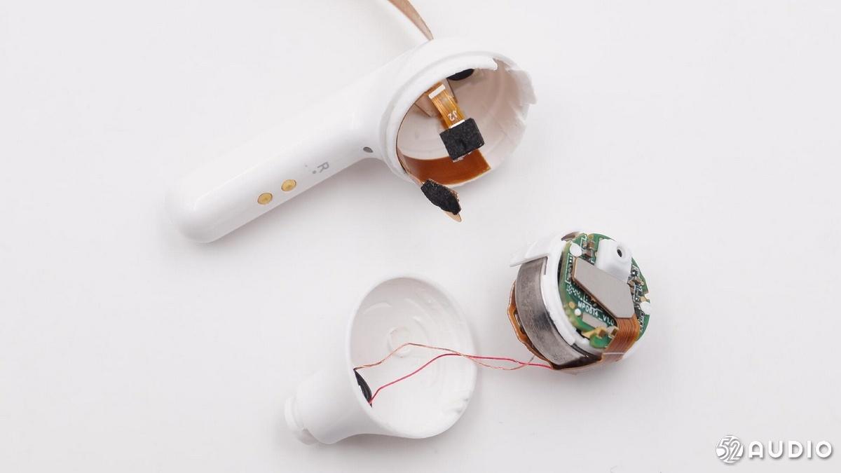 拆解报告:小问智能耳机增强版TicPods Free Pro-我爱音频网