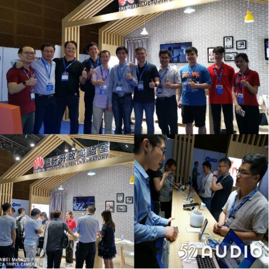 华为蓝牙OpenLab亮相2019 Bluetooth Asia-我爱音频网