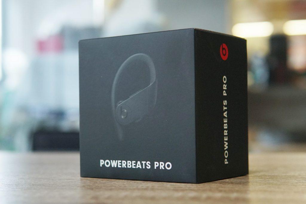 真机开箱:POWER BEATS PRO,支持语音唤醒Siri,左右耳独立使用-我爱音频网