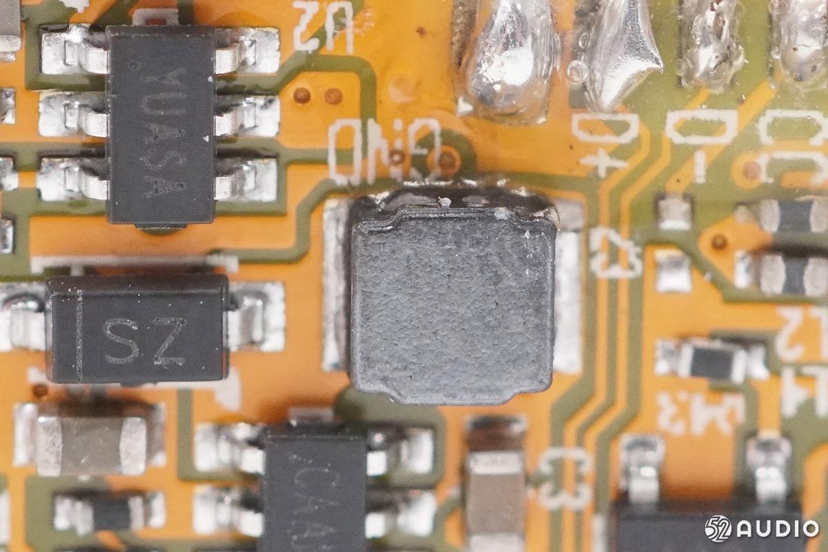 拆解报告:ROCK双USB-C口耳机转接器-我爱音频网