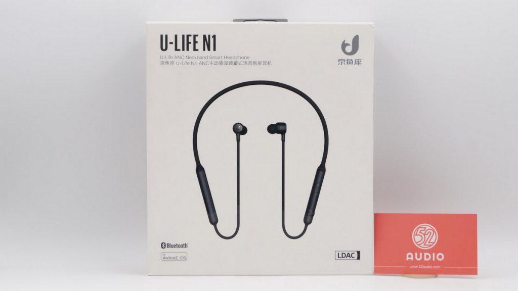 拆解报告:京鱼座U-LIFE N1主动降噪智能耳机-我爱音频网