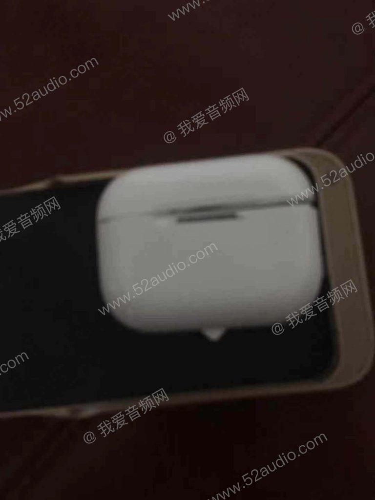 疑似苹果AirPods3曝光:全新外形,支持防水和主动降噪-我爱音频网