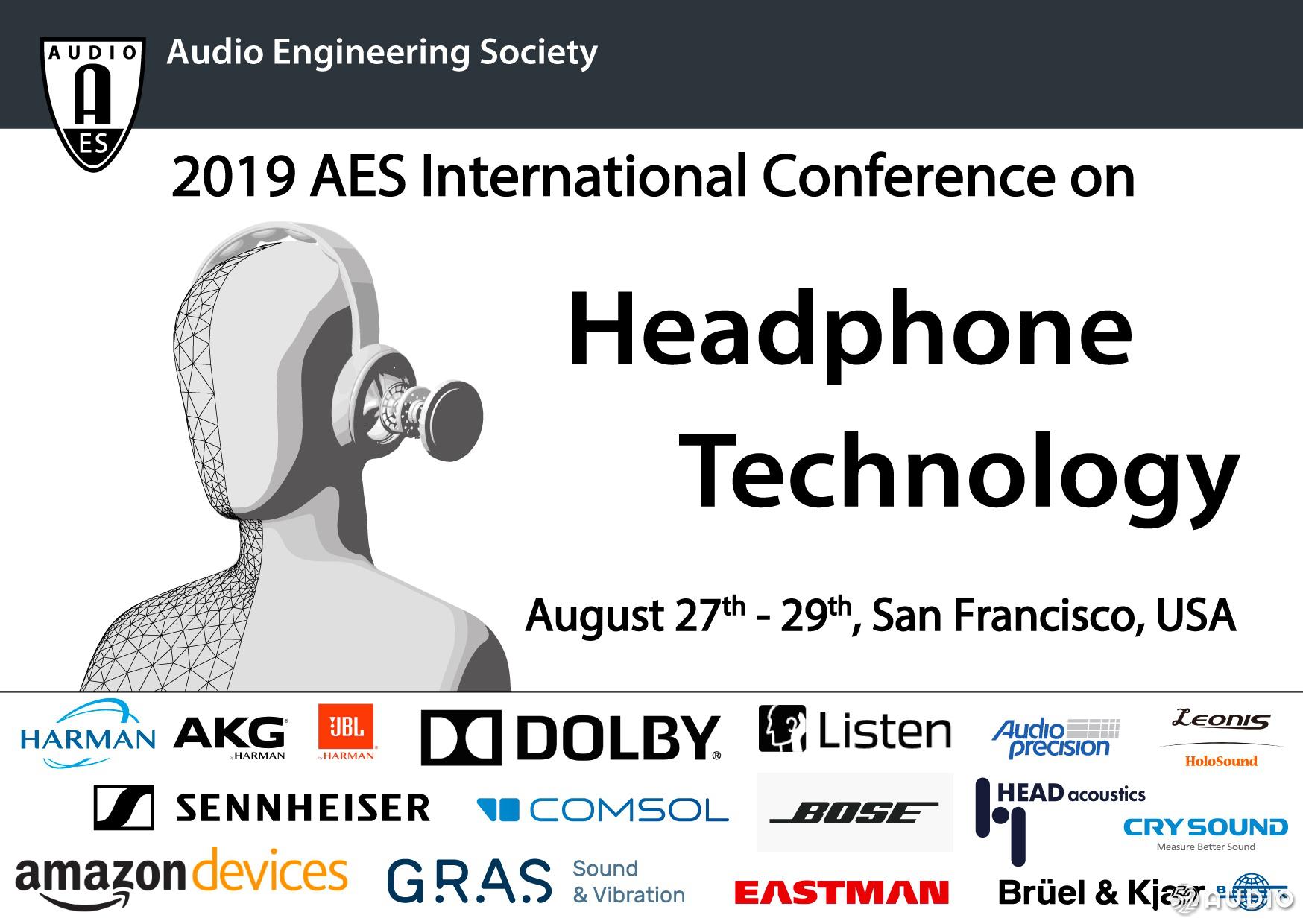 使用MEMS扬声器的耳机你见过吗?带你逛AES耳机研讨会-我爱音频网