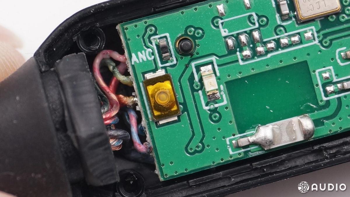 拆解报告:QCY-L2主动降噪无线挂脖耳机-我爱音频网