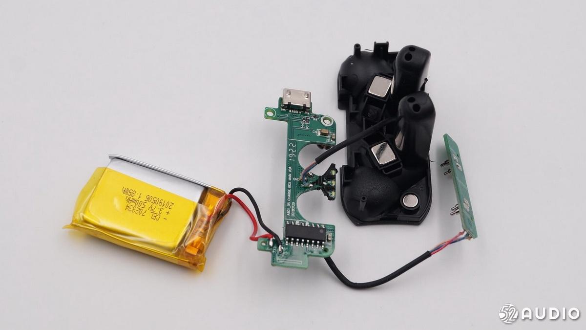 拆解报告:VIDVIE X-Pods入耳式蓝牙耳机-我爱音频网