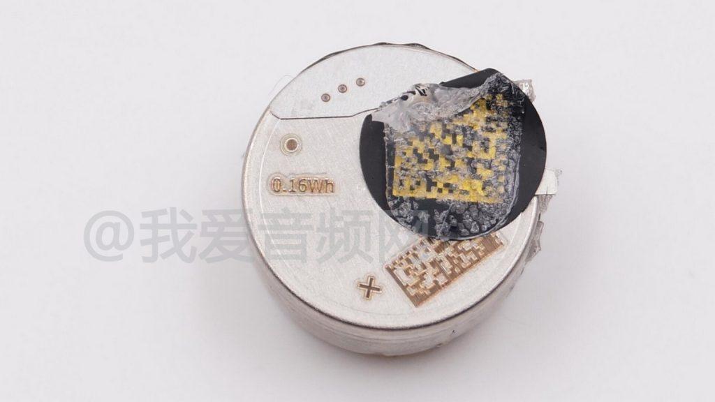 苹果AirPods Pro耳机内置电池容量曝光:0.16Wh-我爱音频网