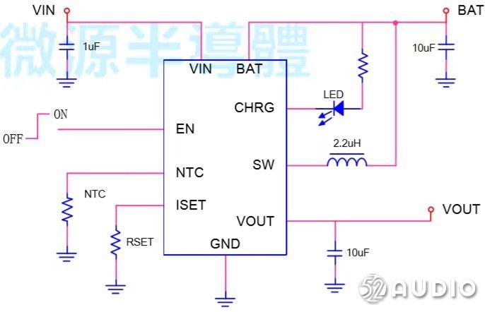 LPS微源推出低功耗TWS耳机充电仓专用芯片-我爱音频网