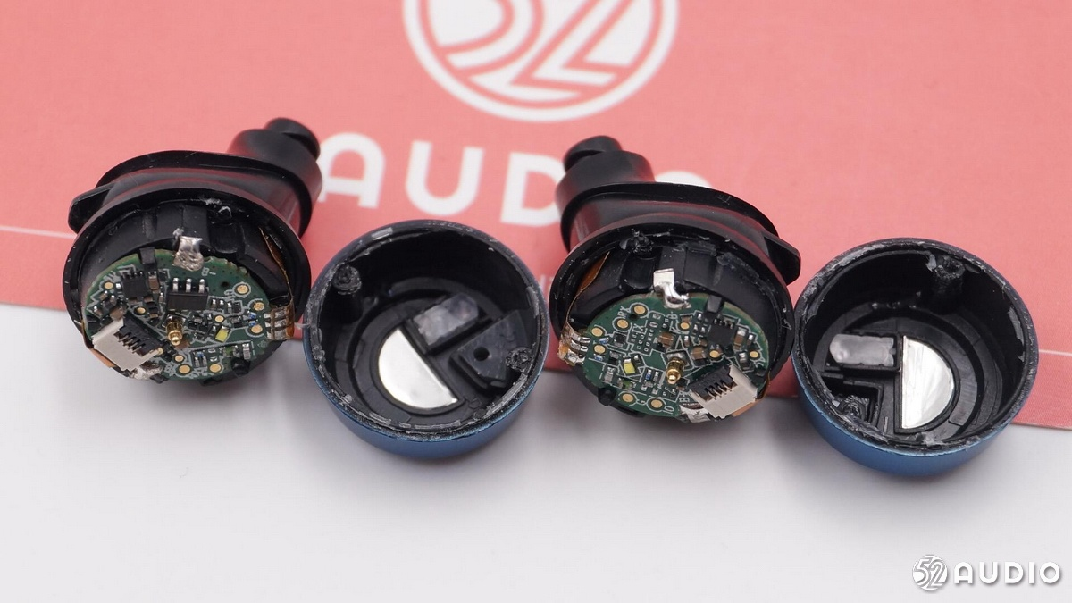 拆解报告:JBL T280TWS 真无线入耳式耳机-我爱音频网