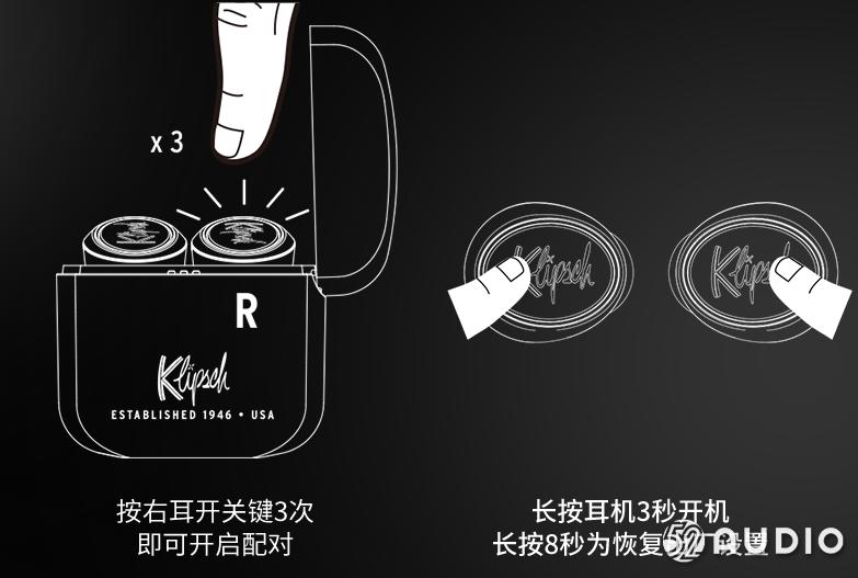 粉丝试用精选:音质出众,无明显短板-Klipsch T5真无线蓝牙耳机-我爱音频网