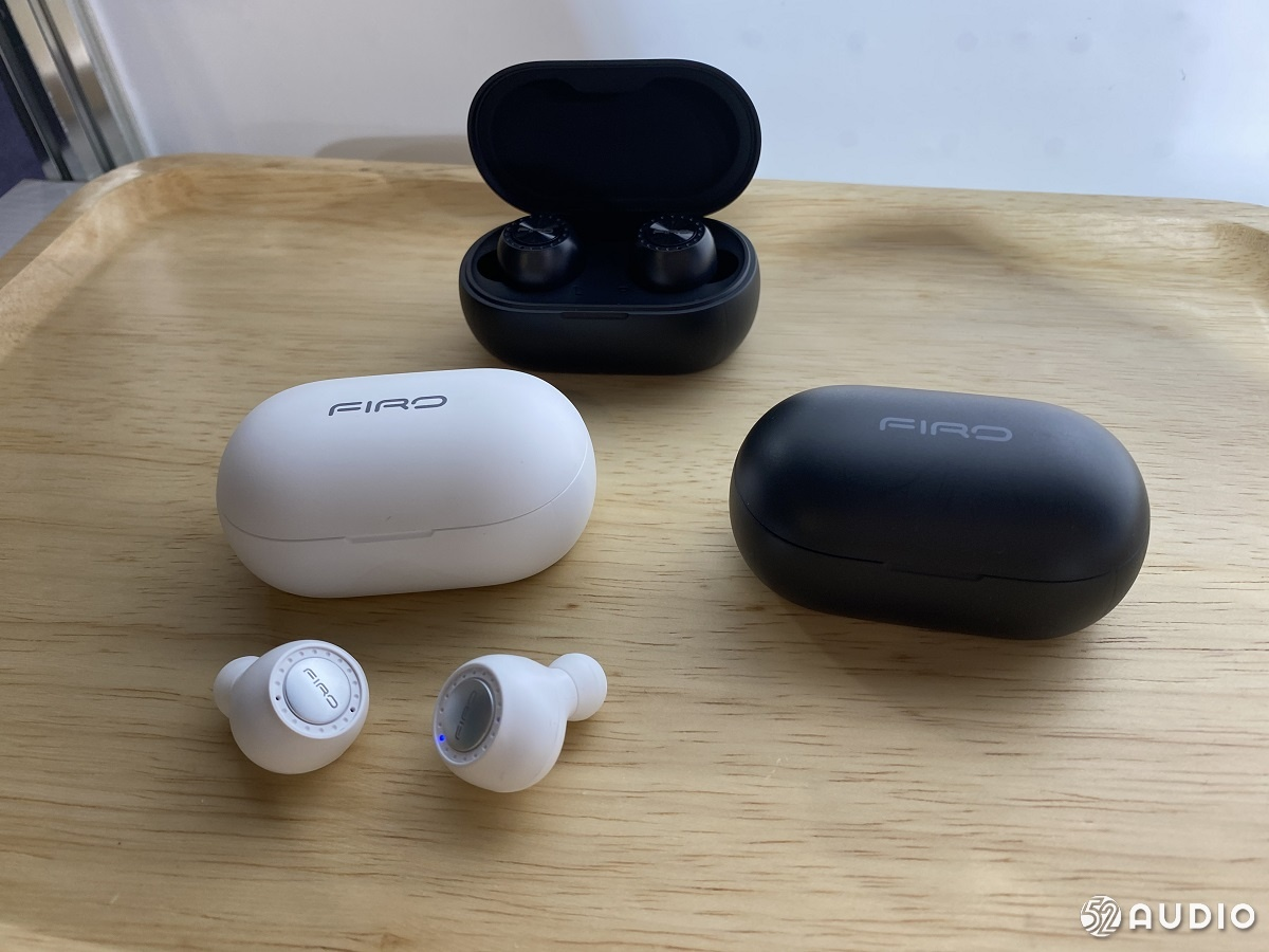 CES2020:FIRO斐诺带来多款TWS耳机,产品定位优质时尚-我爱音频网