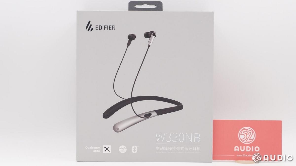 拆解报告:EDIFIER漫步者 W330NB 颈挂式主动降噪蓝牙耳机-我爱音频网