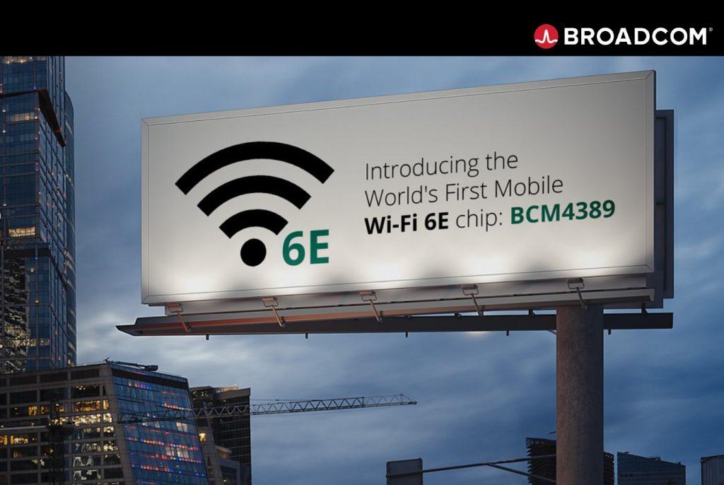 博通首发移动平台Wi-Fi 6E芯片BCM4389,蓝牙功耗、性能大提升-我爱音频网