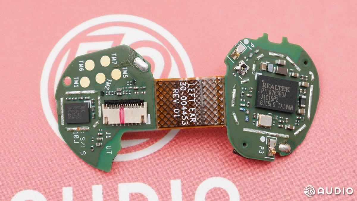 拆解报告:Amazon亚马逊 Echo buds 真无线主动降噪耳机-我爱音频网