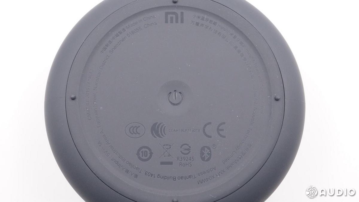 拆解报告:小米户外蓝牙音箱MINI-我爱音频网