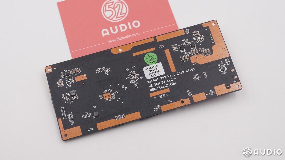 拆解报告:微信相框X 带屏智能音箱-我爱音频网