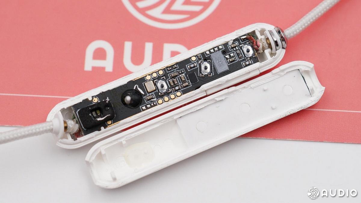 拆解报告:i am+ Buttons Ceramic 颈挂式蓝牙无线耳机-我爱音频网