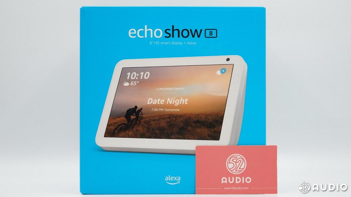 拆解报告:Amazon亚马逊 Echo Show 8带屏智能音箱-我爱音频网