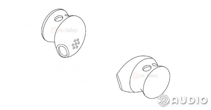 谷歌Pixel Buds 3无线耳机设计专利曝光-我爱音频网