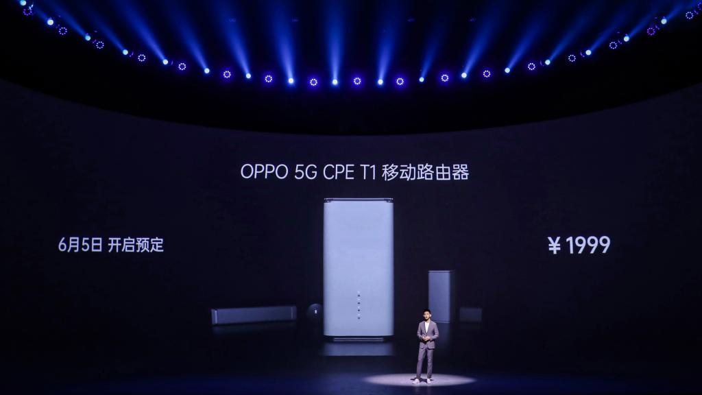 OPPO loT推出OPPO降噪耳机、手环、CPE新品,加速生态扩张-我爱音频网
