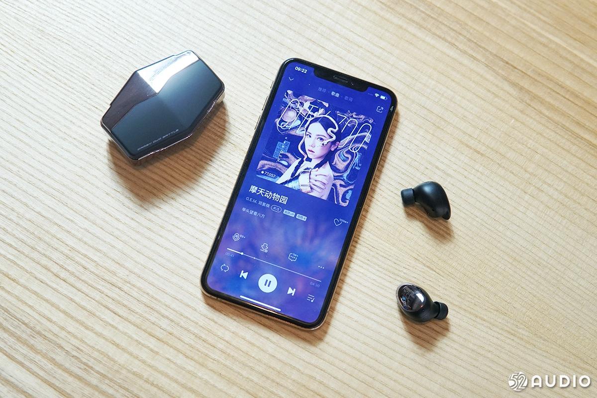 TWS耳机还能助你轻松吃鸡?iWALK 战神游戏TWS耳机体验评测-我爱音频网