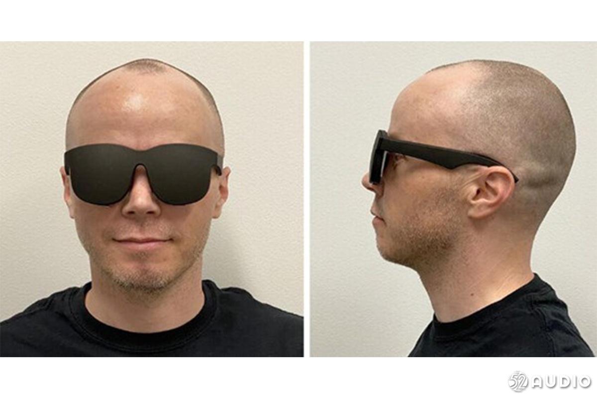 私人影院级单品,Facebook 对外展示正在研究的超薄VR现实增强眼镜-我爱音频网